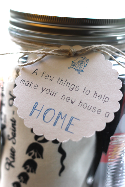 Housewarming gift idea bewhatwelove for What makes a good housewarming gift