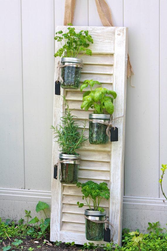 Herb Garden Ideas - BeWhatWeLove