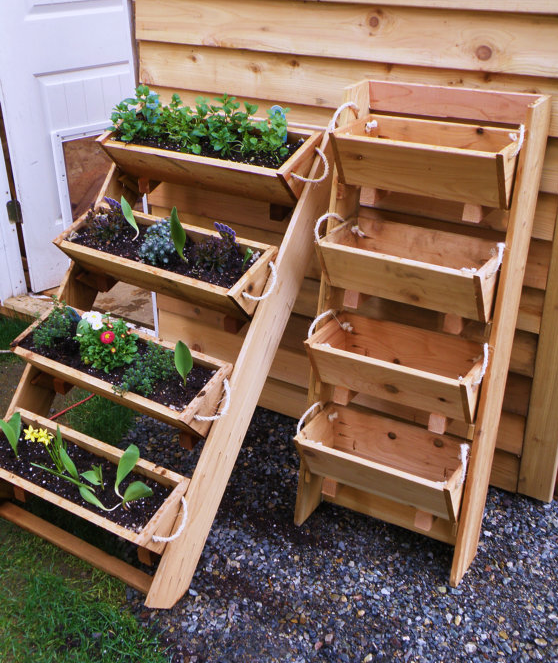 15 Creative Garden Ideas You Can Steal: Herb Garden Ideas
