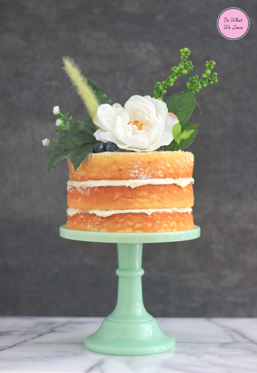Yellow Layer Cake Cook
