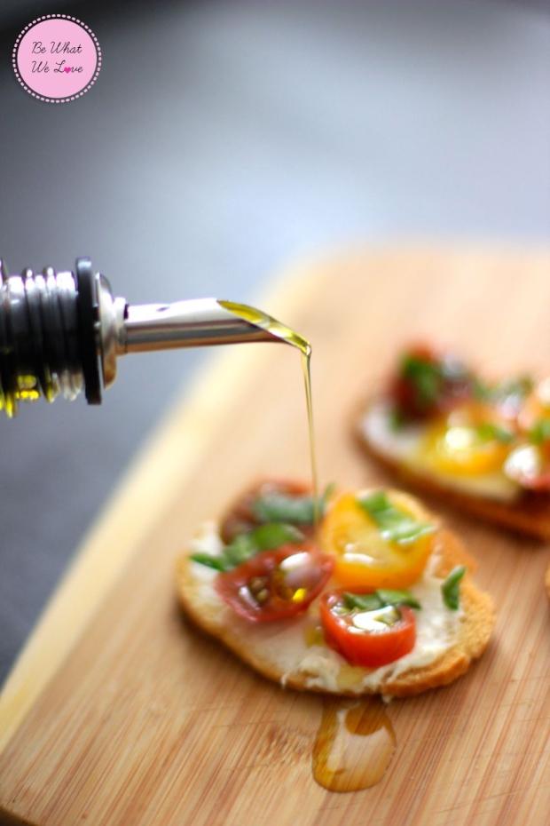 Heirloom Tomato Tartine
