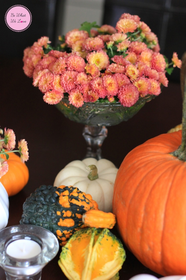 Fall Tablescape | Be What We Love